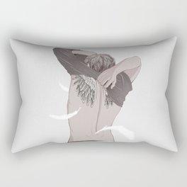 The Tattoo Artist Rectangular Pillow