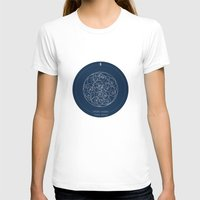 doctor T-shirts featuring Doctor Who: Wibbly Wobbly by Sof Andrade