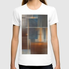 Uninhabited Mosaic (Zig Zag) T-shirt