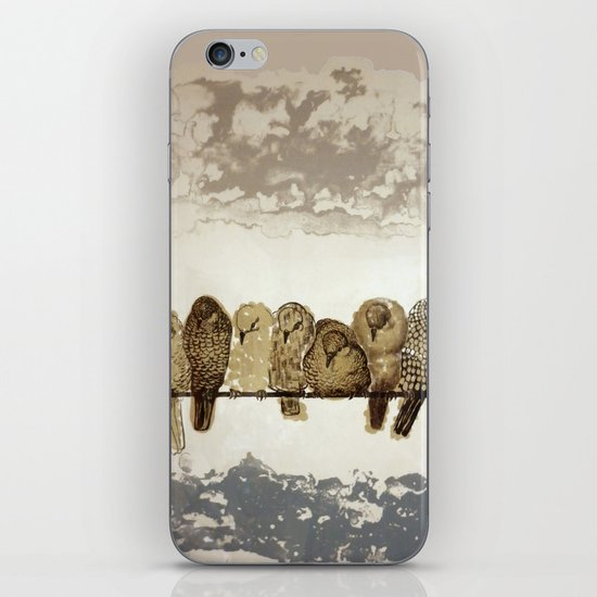 Differences iPhone & iPod Skin