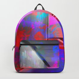 Space Graffiti Backpack