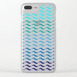 Wiggles Clear iPhone Case