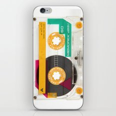Memorex Tape iPhone & iPod Skin