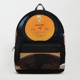 Vintage Pioneer Turntable Backpack