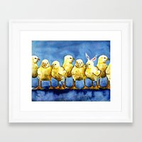 easter Framed Art Prints featuring Easter by tsquared91