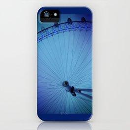 London Eye Blues iPhone Case