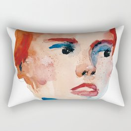 Stains 28 Rectangular Pillow