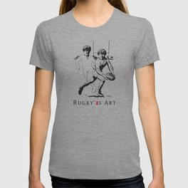 Rugby Junior Pass by PPereyra T-shirt