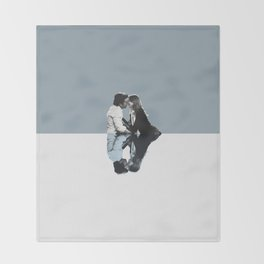 Derek and Meredith Throw Blanket
