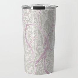 Illusory04; Ice Moon. Travel Mug