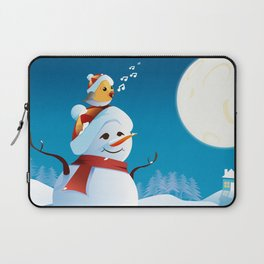 Join the spirit of Christmas Laptop Sleeve