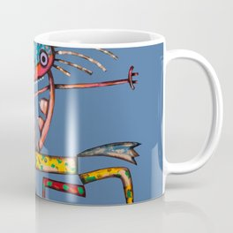 Ballerina riding Coffee Mug