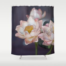 Lovely Water Lily II Shower Curtain