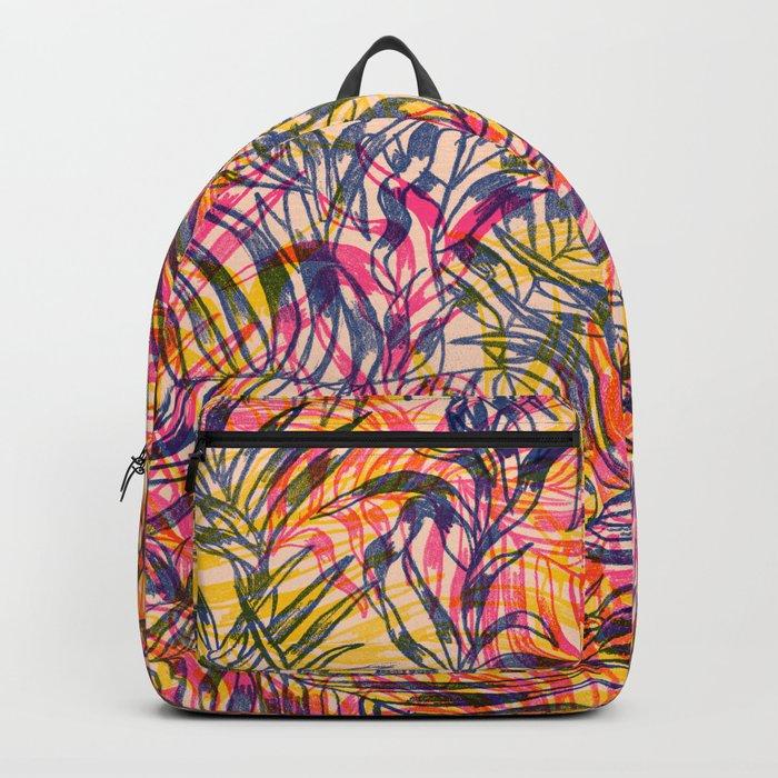 plants everywhere Backpack