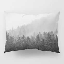 Ombre Forest Pillow Sham