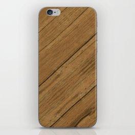 Paldao Wood iPhone Skin