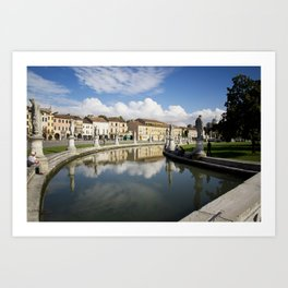 Padova, Italy.  Art Print