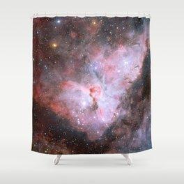 Eta Carinae Nebula Shower Curtain
