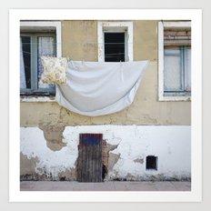 Doors of Perception 11 Art Print