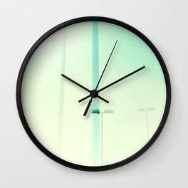 Nowhere Wall Clock