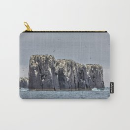 The Farne Island cliffs Carry-All Pouch