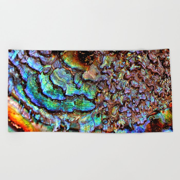 Vista Beach Towel
