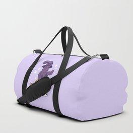 Pumpkin Cat Duffle Bag