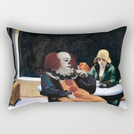 IT's Pennywise in Hopper's Automat Rectangular Pillow