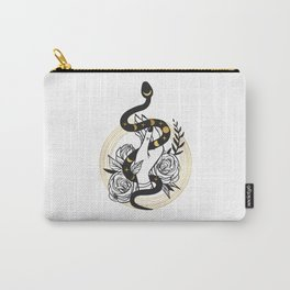 Snake Hand Carry-All Pouch