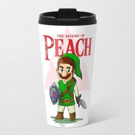 the legend of Peach Travel Mug
