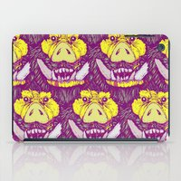 ed sheeran iPad Cases featuring Boar-ed by headnhalf