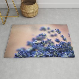 Still Life with Lavender #1 Rug