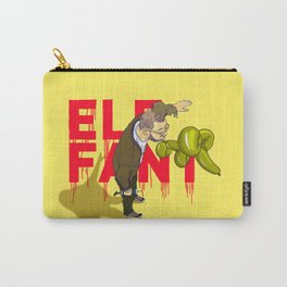 Elefant...or Elephant? Carry-All Pouch