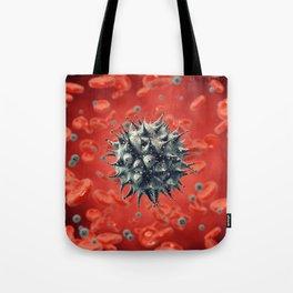 Outbreak Tote Bag