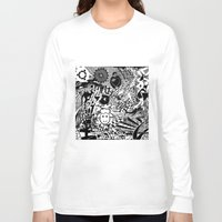 chaos Long Sleeve T-shirts featuring Chaos by Cs025