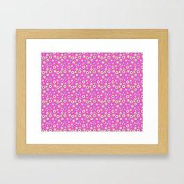 The Summer of Love - Part Ru Framed Art Print