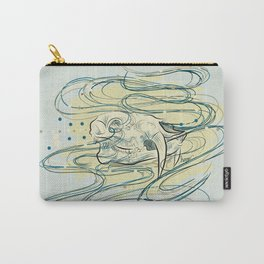 Soul of a Chinese Water Deer Carry-All Pouch
