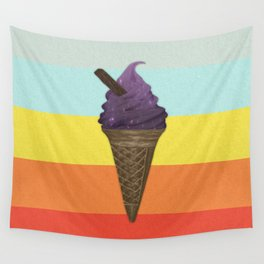 Icecream Wall Tapestry