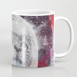 Space_Cat Coffee Mug