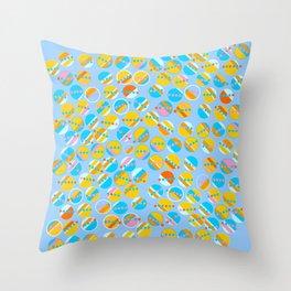 BB 02 Throw Pillow