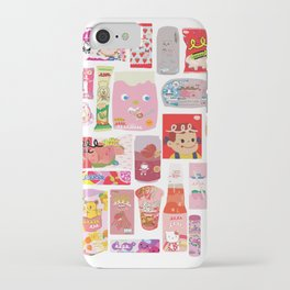 Japanese packaging iPhone Case