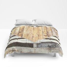 Wooden Heart Comforters