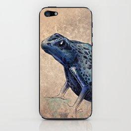 Frog iPhone Skin