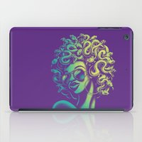 funky iPad Cases featuring Funky Medusa by Waynem