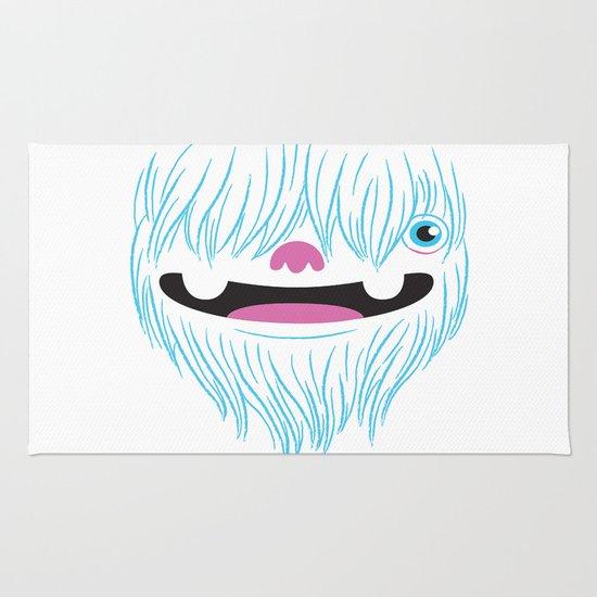 Happy Yeti Rug