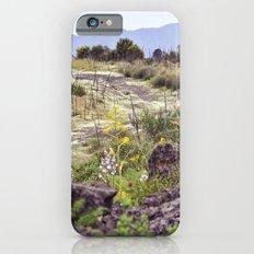 Volcano Landscape - Etna - Sicily Slim Case iPhone 6s