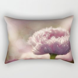 Daisy Flower Floral in Love Rectangular Pillow