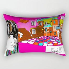 dreamTown Rectangular Pillow