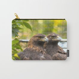 Two of a Kind Carry-All Pouch