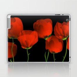 Poppy dance Laptop & iPad Skin